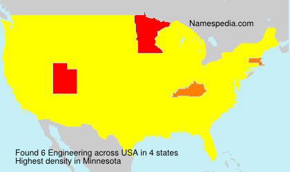Surname Engineering in USA