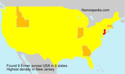 Enner - USA