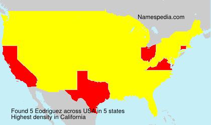 Eodriguez - USA