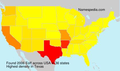 Eoff - USA
