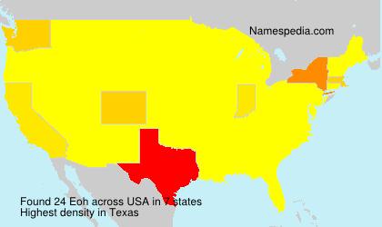 Eoh - USA