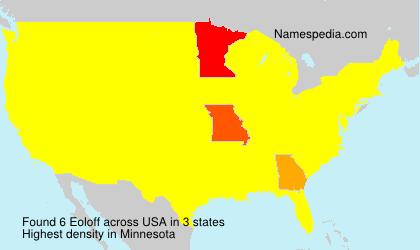 Eoloff - USA