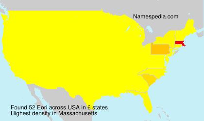 Eori - USA