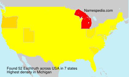 Eschtruth - USA