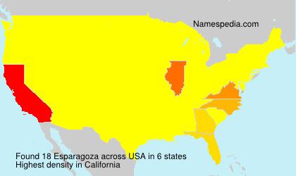 Esparagoza