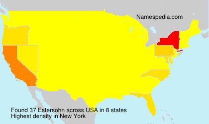 Estersohn - USA
