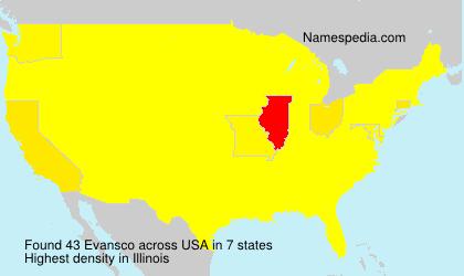 Evansco