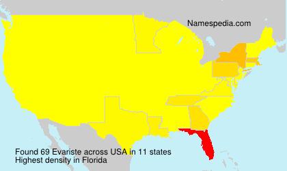 Evariste - USA