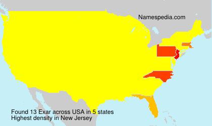 Exar - USA