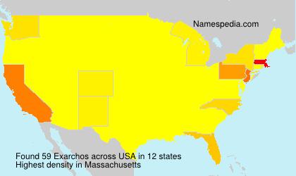 Exarchos - USA