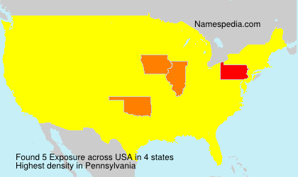 Exposure - USA