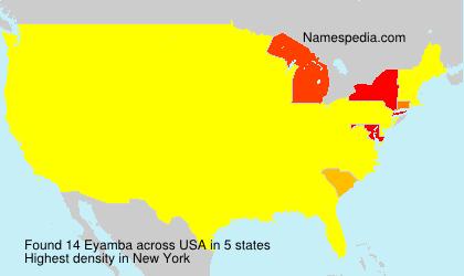 Eyamba - USA