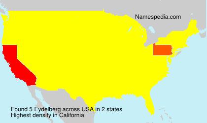 Eydelberg - USA