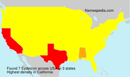 Eydelzon - USA