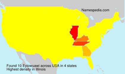 Eyiowuawi - USA