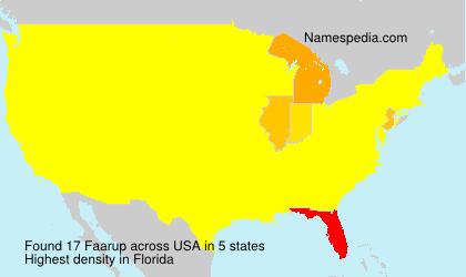 Faarup - USA