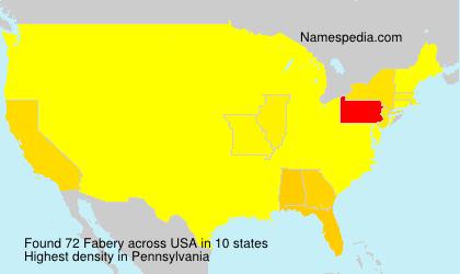 Fabery - USA