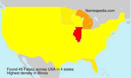 Falasz - USA