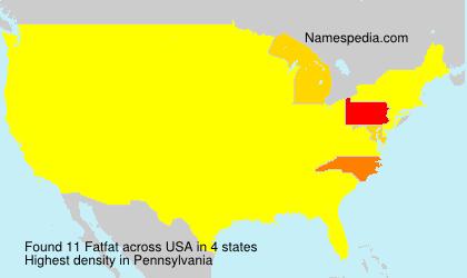 Fatfat - USA