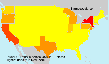 Fathalla - USA