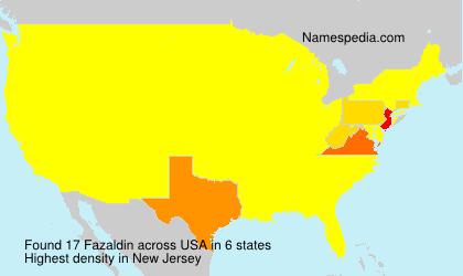 Fazaldin - USA