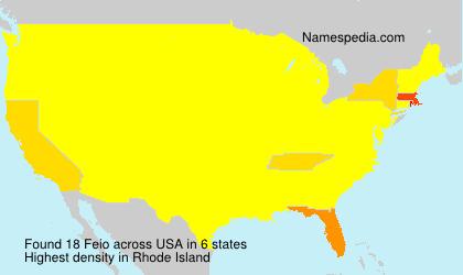 Feio - USA
