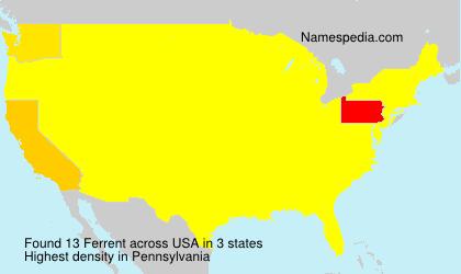 Ferrent - USA