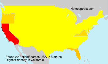 Fetisoff - USA
