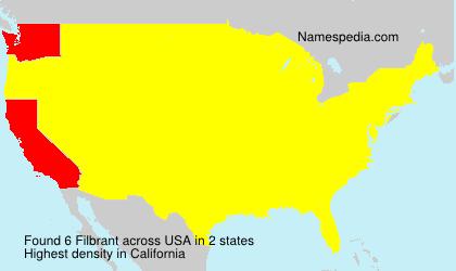 Filbrant - USA