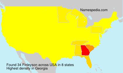 Finleyson - USA