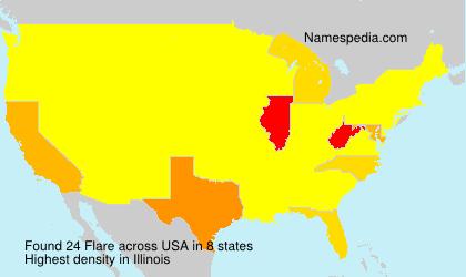 Flare - USA
