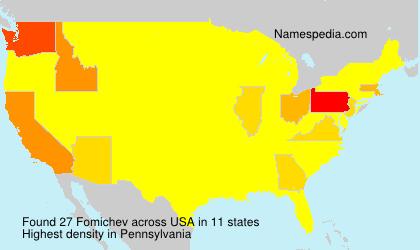 Fomichev - USA