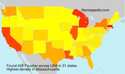 Foucher - USA