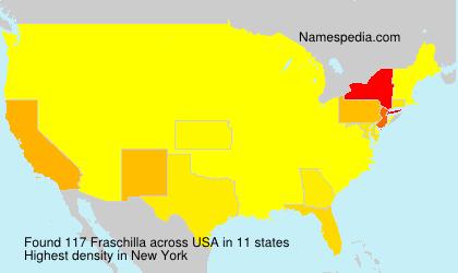 Fraschilla - USA