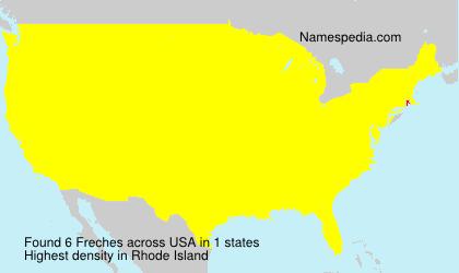 Freches - USA