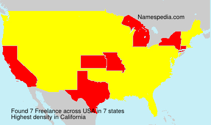 Freelance - USA