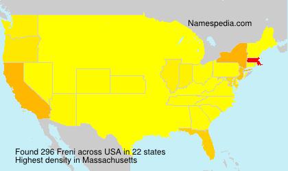 Freni - USA