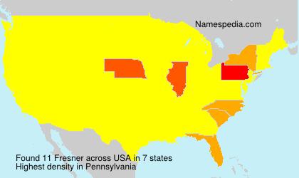 Fresner - USA