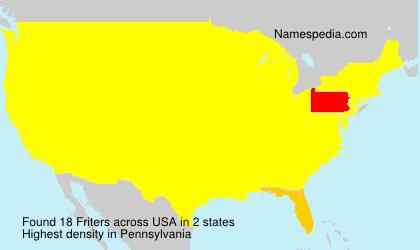 Friters - USA