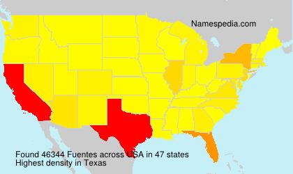 Fuentes - USA