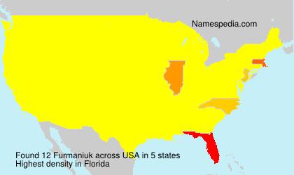 Furmaniuk - USA