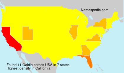 Galdin - USA