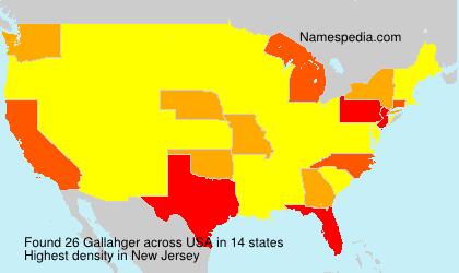 Gallahger