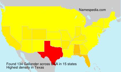 Gallander