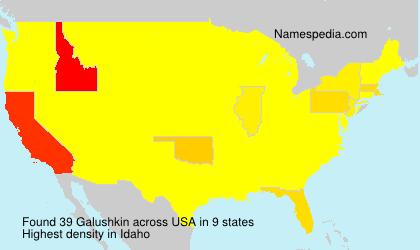 Galushkin