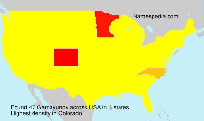 Gamayunov