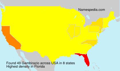 Gambirazio