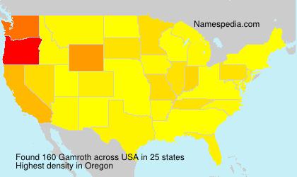Gamroth