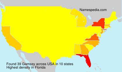 Gamsey