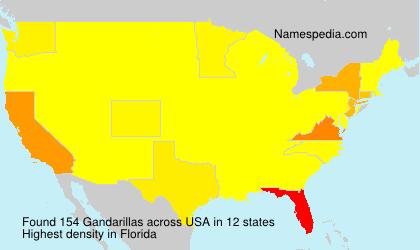 Gandarillas